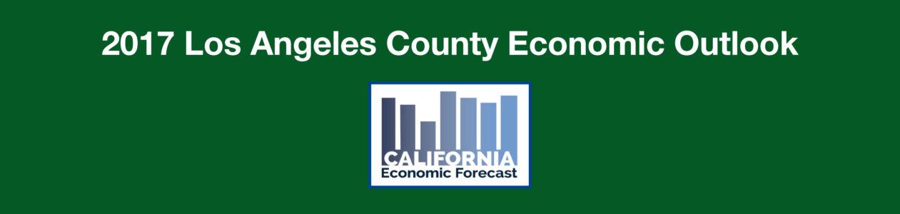 LA County Cover (Forecast Conference)